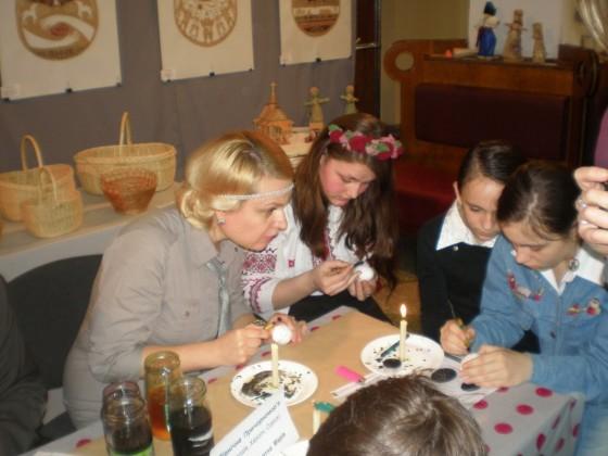 Писанки у Дніпропетровську