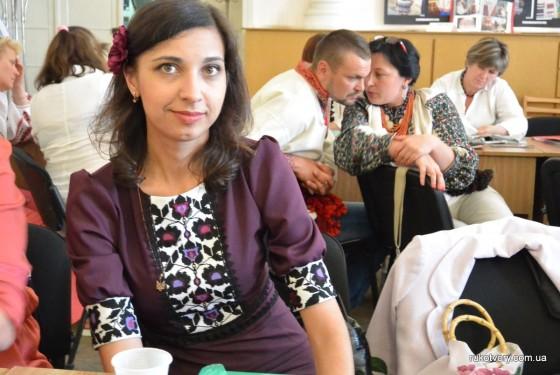 Семінар з вишивки в Івано-Франківську