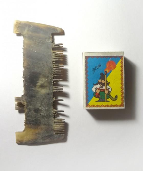 Роговий гребінець (с. Тіньки, Чигиринський р-н)