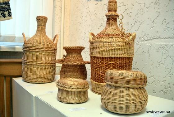 Плетіння з лози