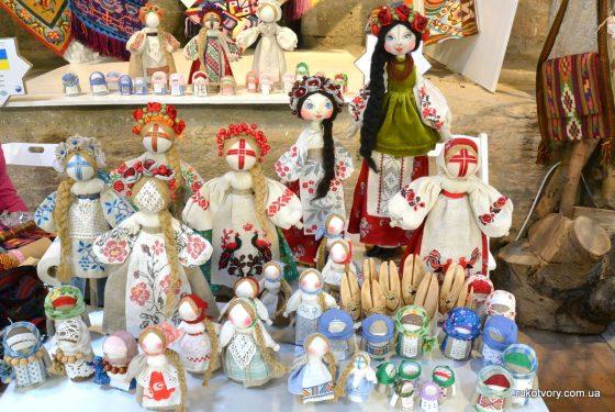 Ляльки Віри Черняк (м.Полтава)