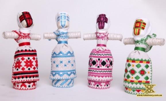 Майстер-клас Анжеліки Рудницької та міні-виставка ляльок сестер Катриченко