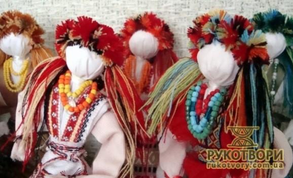 Виставка авторської ляльки Оксани Смереки-Малик