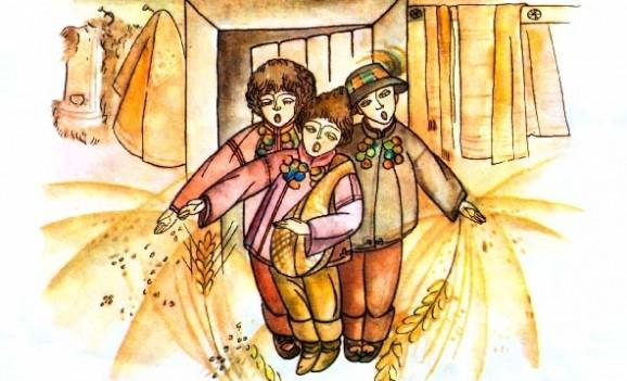 I Всеукраїнський пісенний фестиваль різдвяних колядок і щедрівок