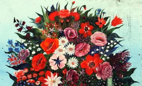 """Виставка """"Квіти в народному мистецтві"""""""