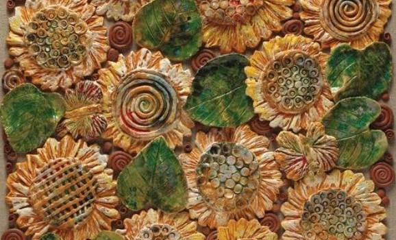 Виставка кераміки Віри Томашевської