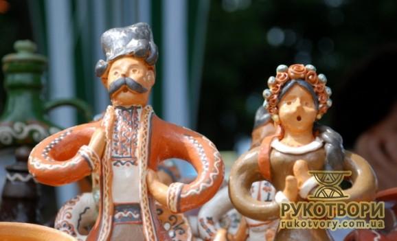 Ярмарок народного мистецтва в центрі Одеси