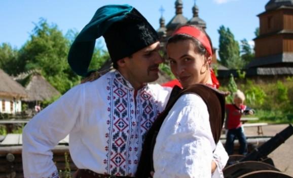 День української козачки на Мамаєвій Слободі