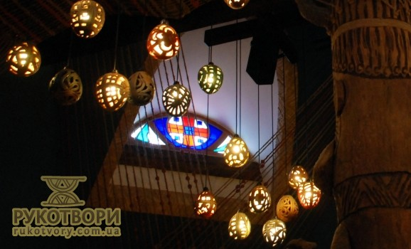 """Трипільський світ ресторану """"Велес"""" біля Золотоноші"""