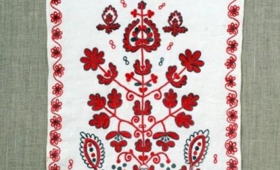 Лекція «Дерево життя – центральний символ в українських рушниках»