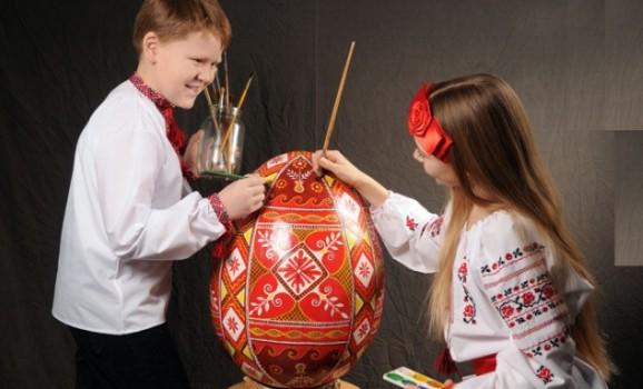 У Києві проведуть майстер-клас з писанкового мистецтва