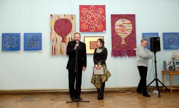 Персональна виставка Анжеліки Рудницької «Містерія літочислення»