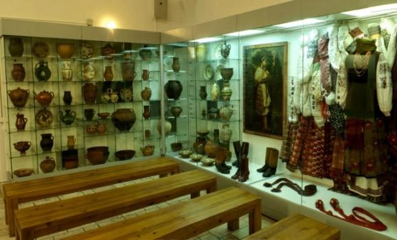 Музей Гончара опублікував фото-панорами експозиційних залів на своєму сайті