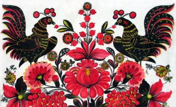 Ювілейна виставка художниці Марфи Тимченко (1922—2009)