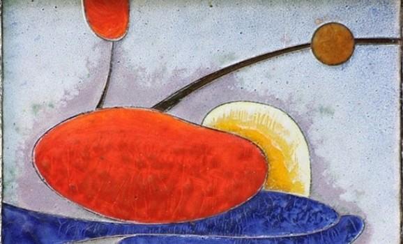 Виставка творів, виконаних в техніці гарячої емалі, Олександра Михальянца