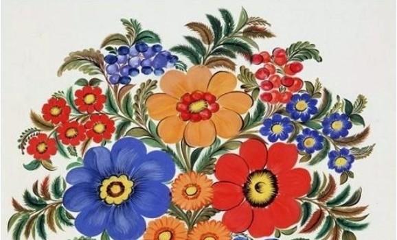 Виставка «Дивоцвіт Віри Павленко», присвячена 100-річчю від дня народження художниці