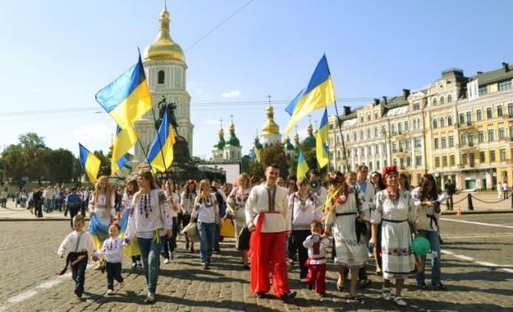 20 травня у Києві відбудеться Мегамарш у вишиванках!