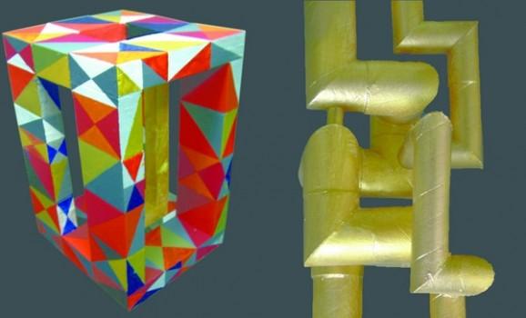 Graphic arts, ceramics and plastic sculpture exhibition. Alexander Milovzorov