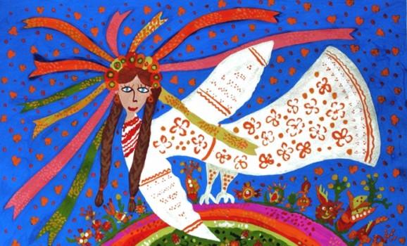 Міжнародний родинний мандрівний фестиваль «Як намалювати птаха…»