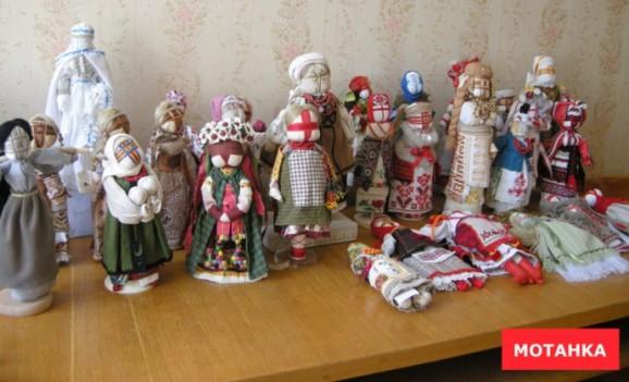 Відкриття виставки за підсумком II Всеукраїнського конкурсу з народної ляльки