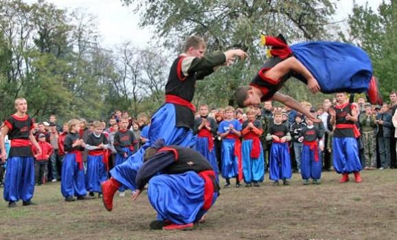 Фестиваль українських традиційних бойових мистецтв відбудеться в Пирогові