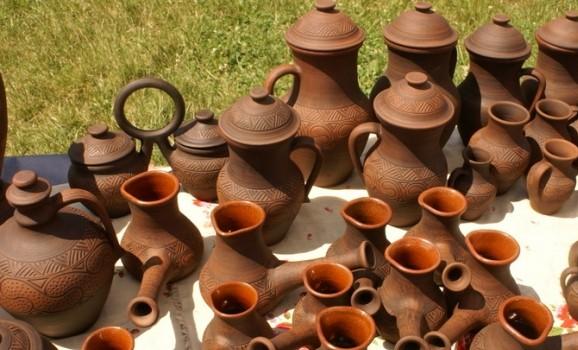 Осінній ярмарок традиційних народних ремесел у Пирогові
