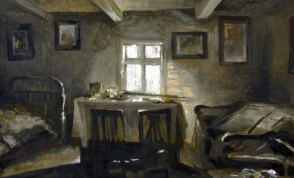 Виставка живопису й текстильних виробів Галини Дигас