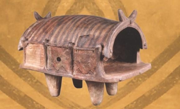 """Виставка колекцій артефактів Трипільської культури """"Кoд Трипілля"""""""