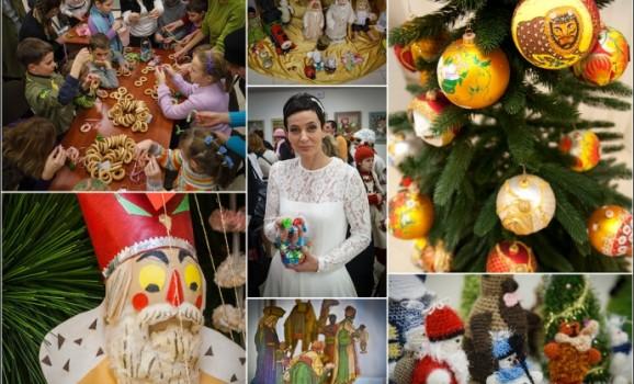 ІІІ Свято Новорічної Іграшки в Центрі української культури та мистецтва (Київ)