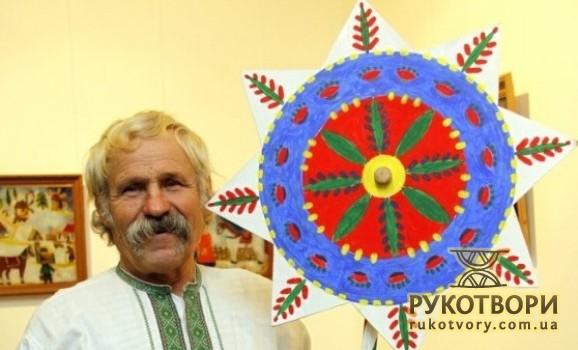 Ярмарок традиційного мистецтва в Музеї Івана Гончара