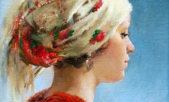 У Києві відкриється виставка картин відомої художниці-портретистки Катерини Білетіної