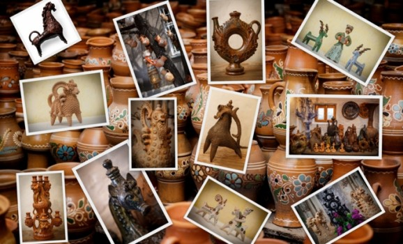 Виставка «Опішня – гончарна столиця України» у Києві