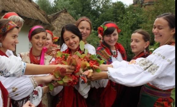 Великий Всеукраїнський фольклорний фестиваль «Калина об Різдві»