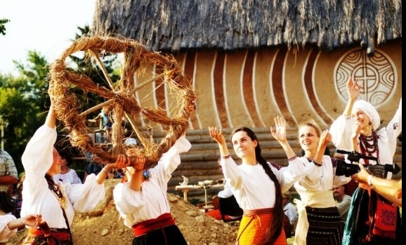 """Етнографічне свято """"Купайло в Легедзиному"""""""