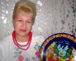 Валентина Хоменко
