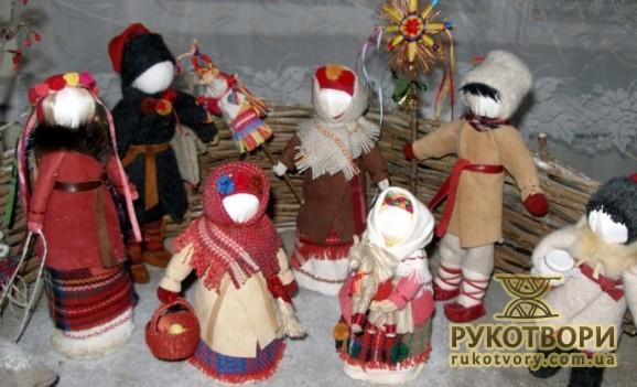 """Виставка традиційної народної іграшки """"Різдвяна казка"""" у Дніпропетровську (ФОТО)"""