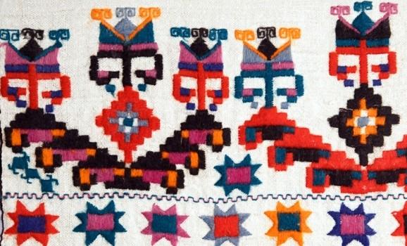 Виставка-дарування унікальної колекції подільської вишивки родини Причепіїв