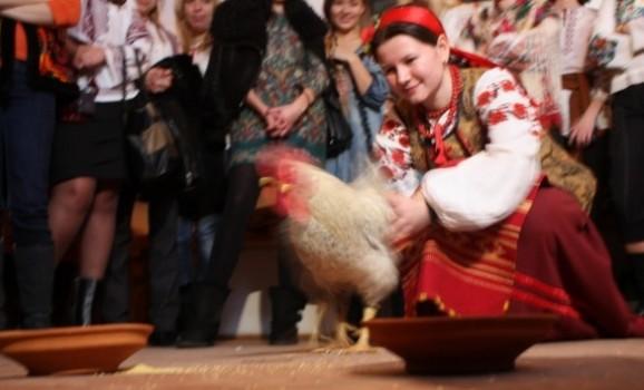 Дівочі ворожіння та козацькі вечорниці на Катерини в «Мамаєвій Слободі»