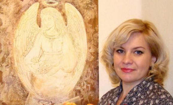 Мистецька виставка українського святкового декору