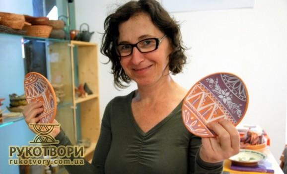 Тінка Селіч зі Словенії: майстерня-крамничка – це місток між музеєм і його відвідувачем