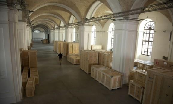 Найбільшу українську виставку мистецтва перенесли через ситуацію в країні