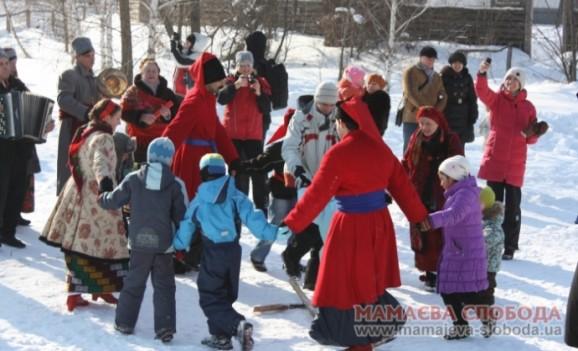 """""""Всеїда в гості йде!"""" Козацьке селище «Мамаєва Слобода» відроджує забуте свято"""