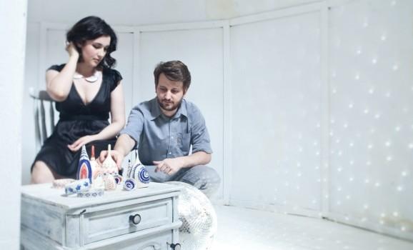 The Awesome Project — дизайнерська порцеляна з румунськими мотивами