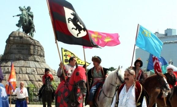 Третій Міжнародний фестиваль традиційної кримськотатарської, грузинської та української культури