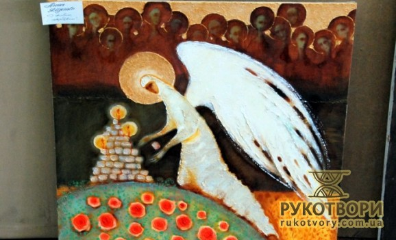 Події Майдану крізь пензлі художників, або виставка картин до 200-ліття Тараса Шевченка