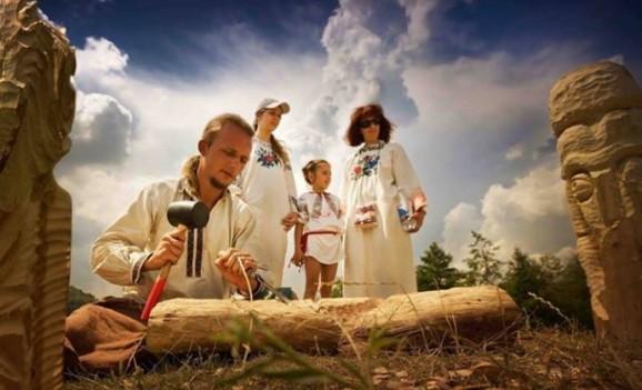Купальсько-різьб`ярський табір-фестиваль в Тетерівському коші на Житомирщині