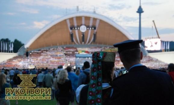 На фестивалi у Вільнюсі співали одночасно 14 тисяч хористів (ФОТО, ВІДЕО)
