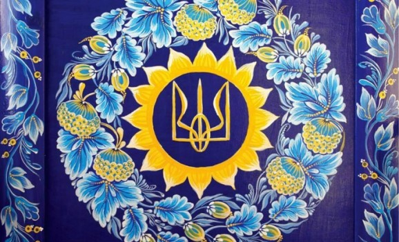 Петриківський розпис покажуть у Тбілісі