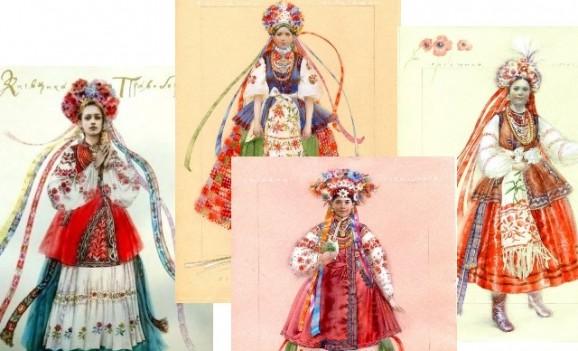 Український традиційний костюм очима росіянки (фото)