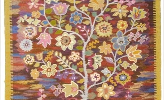 Виставка килимів в Національному музеї українського народного декоративного мистецтва